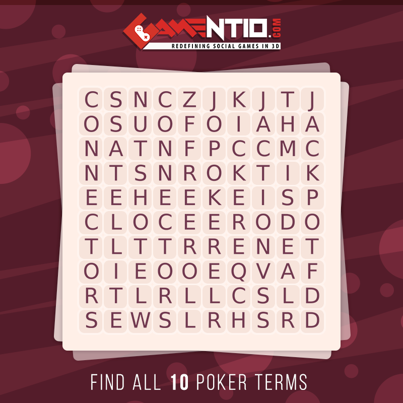 Contest Play Online 3d Poker For Free On Gamentio